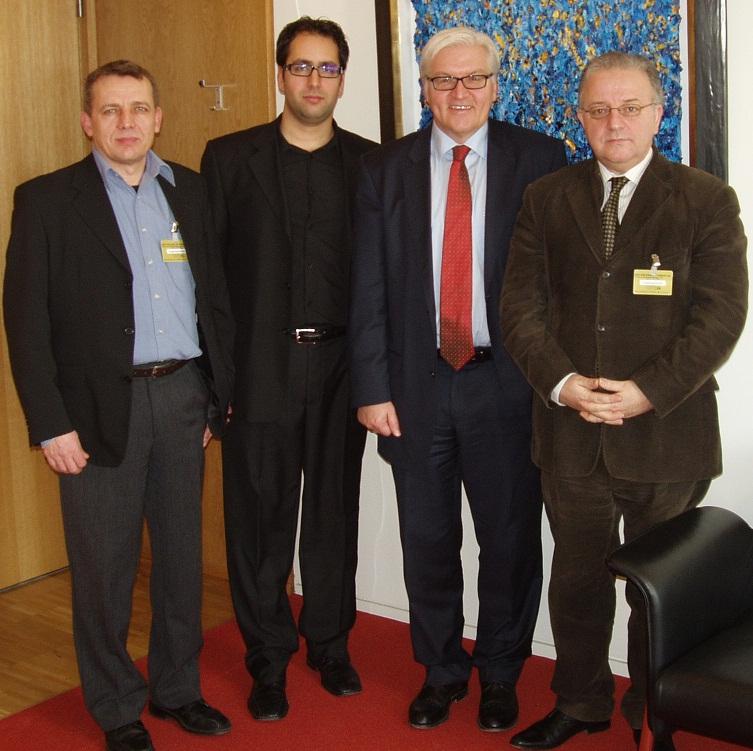 Turan, Yazar, Steinmeier, Kolat