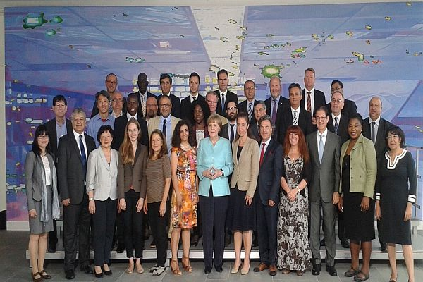 TGD beim integrationspolitischen Dialog