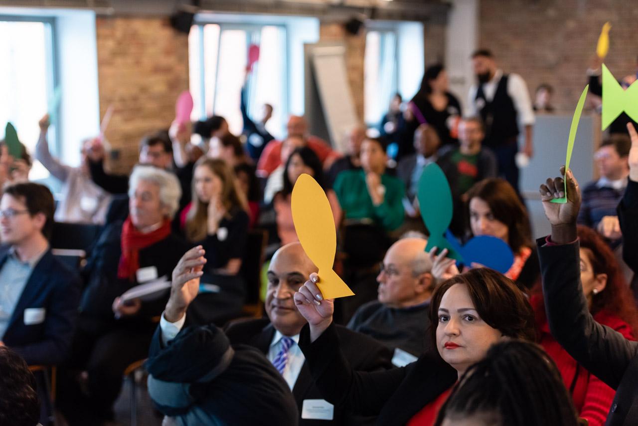 3. Bundeskonferenz der Migrantenorganisationen am 7. Dezember 2018